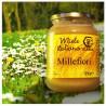Creamy Honey Millefiori