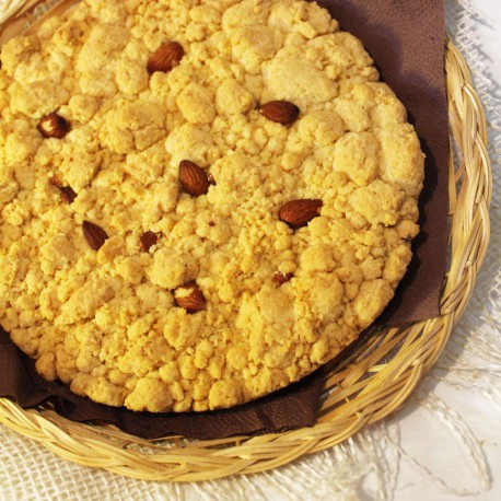 Sbrisolona - Cake with Honey