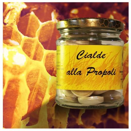 Waffles propolis
