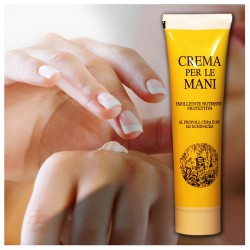 Cream for hands with Propolis