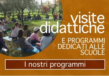 Visite scolastiche e programmi didattici