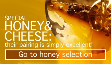 CHEESE-HONEY
